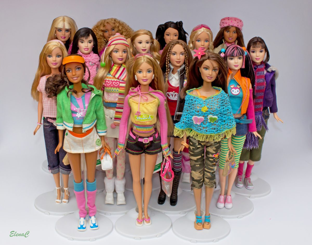 Barbie Loves Benetton – La serie completa