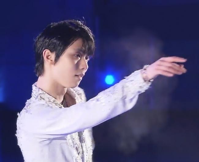 Yuzuru Hanyu: partecipazione a 24h TV 2017