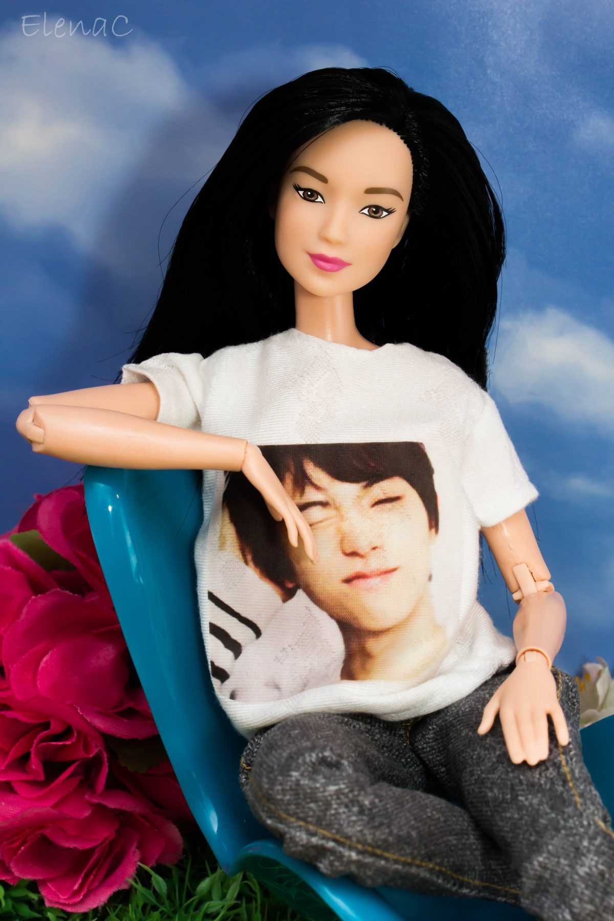 Yuzuru Hanyu x Barbie (parte 1)