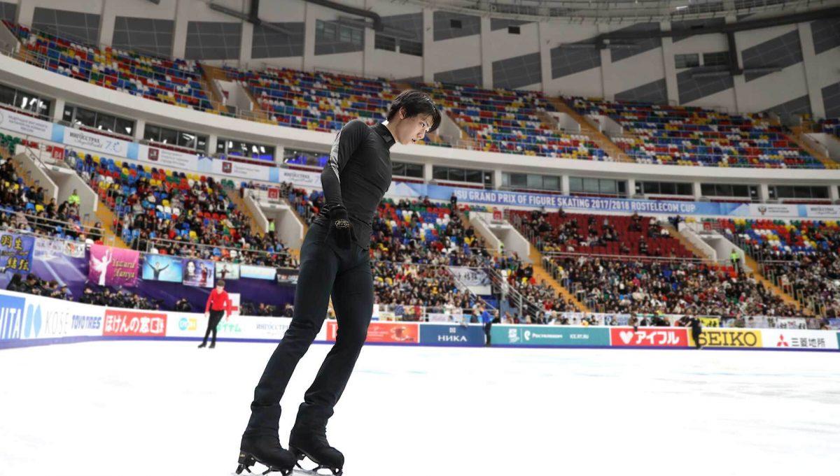 YuzuNews del 24 dicembre 2017: Yuzuru è nella squadra olimpica!