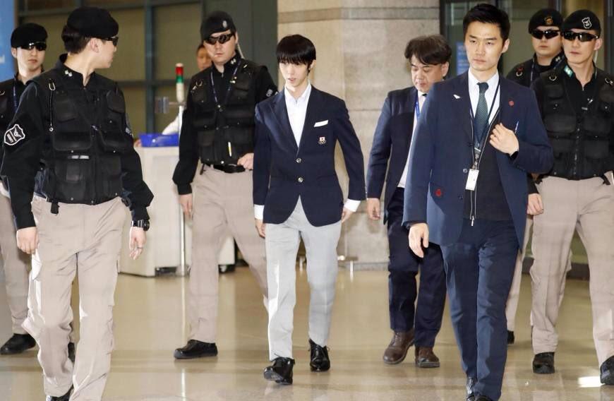 YuzuNews del 11 febbraio 2018: PyeongChang2018 – Arrivo di Yuzuru in Corea