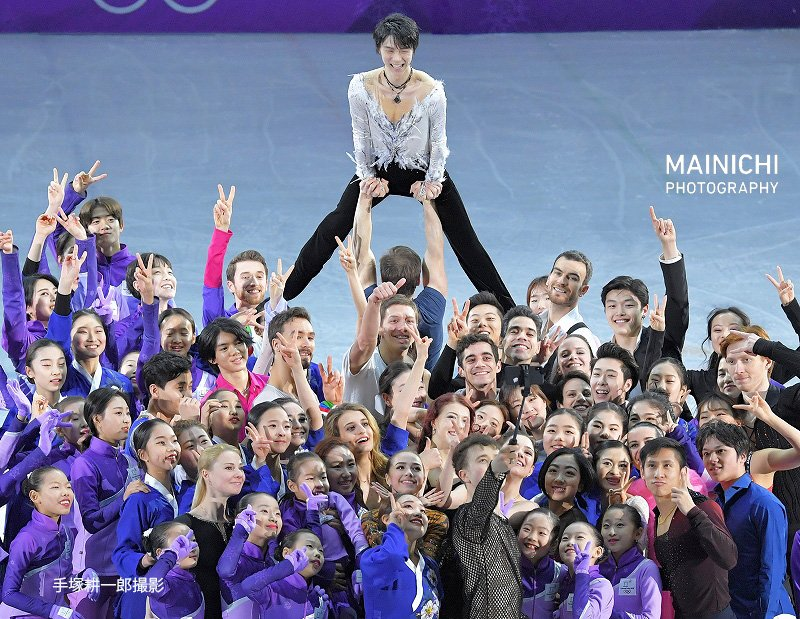 YuzuNews del 25 febbraio 2018: PyeongChang2018 – Exhibition Gala e Cerimonia di Chiusura. Finisce così l'avventura olimpica.