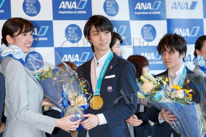 YuzuNews del 26 febbraio 2018: PyeongChang2018 – Il ritorno degli atleti in Giappone