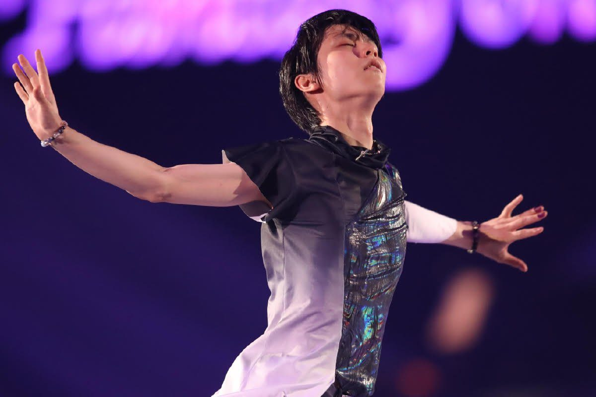 YuzuNews del 25 maggio 2018: Fantasy on Ice 2018 in Makuhari – Day 1