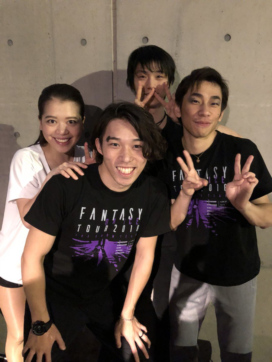 YuzuNews del 24 giugno 2018: Fantasy on Ice 2018 in Niigata Day 3
