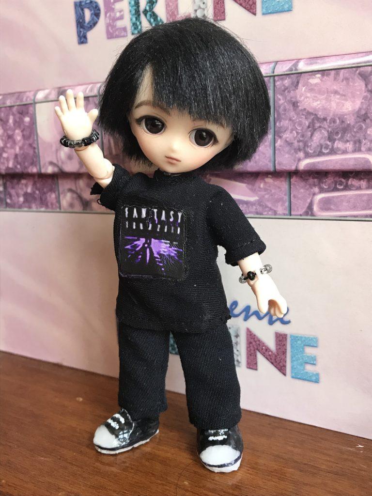 Chibi-Yuzu, la piccola mascotte di EleC's World!