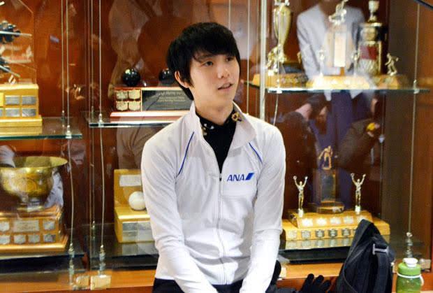 YuzuNews 13 settembre 2018: Sta per aprirsi la nuova stagione agonistica per Yuzuru! Ultime novità.