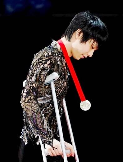 YuzuNews 29 novembre 2018: Yuzuru si ritira dalla Finale del Grand Prix 2018