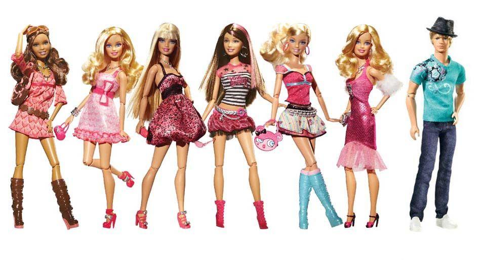Barbie Fashionistas – Elenco completo e aggiornato. Ci sono tutte, ma proprio tutte!!!