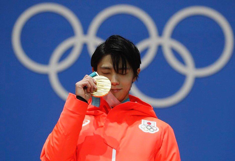 YuzuNews 17 febbraio 2019: Anniversario del secondo Oro olimpico di Yuzuru Hanyu a PyeongChang!
