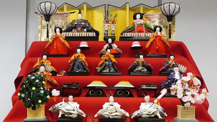 3 marzo: In Giappone è Hina Matsuri, la Festa delle Bambine (e delle Bambole)