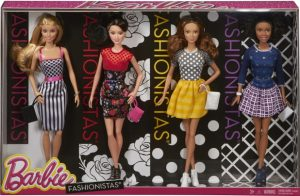 Barbie Fashionistas parte2