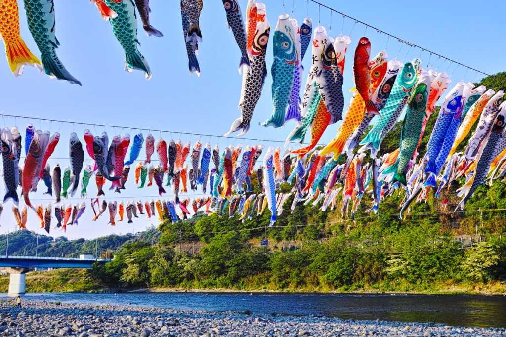 5 maggio: In Giappone si celebra Kodomo no Hi, il Giorno dei Bambini