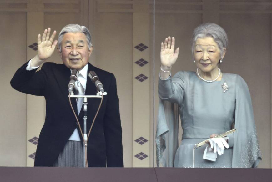30 aprile 2019: L'imperatore del Giappone, Akihito, abdica in favore del figlio. La fine dell'Era Heisei (e anche qualche YuzuNews)