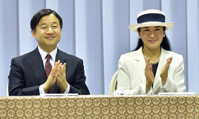 1 maggio 2019: L'Imperatore Naruhito sale al trono del Giappone. Ha inizio l'Era Reiwa.