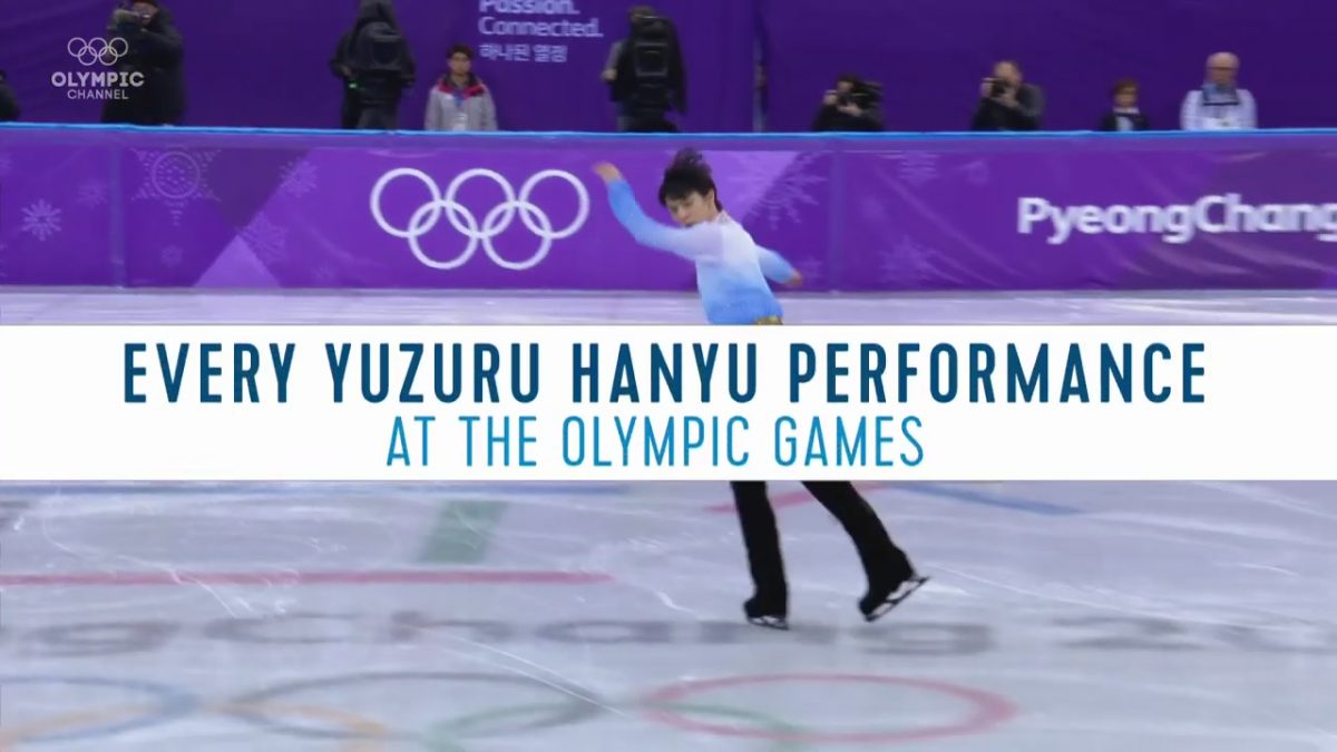 YuzuNews 21 giugno 2019: Video tributo a Yuzuru Hanyu da Olympic Channel