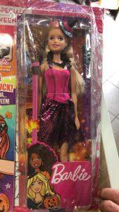 Barbie Halloween Party 2016 ottobre 2020 edicola barbie magazine