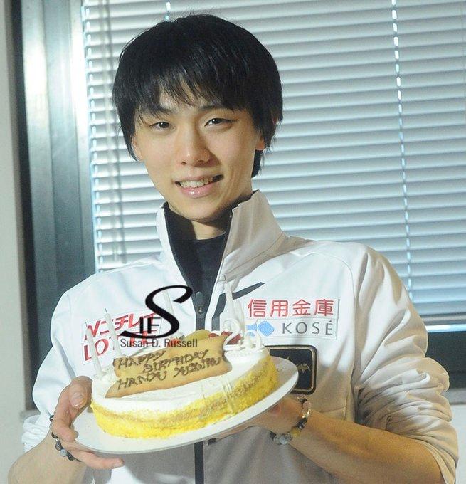 YuzuNews dal 1 al 10 dicembre 2020: Happy Birthday Yuzuru Hanyu!!