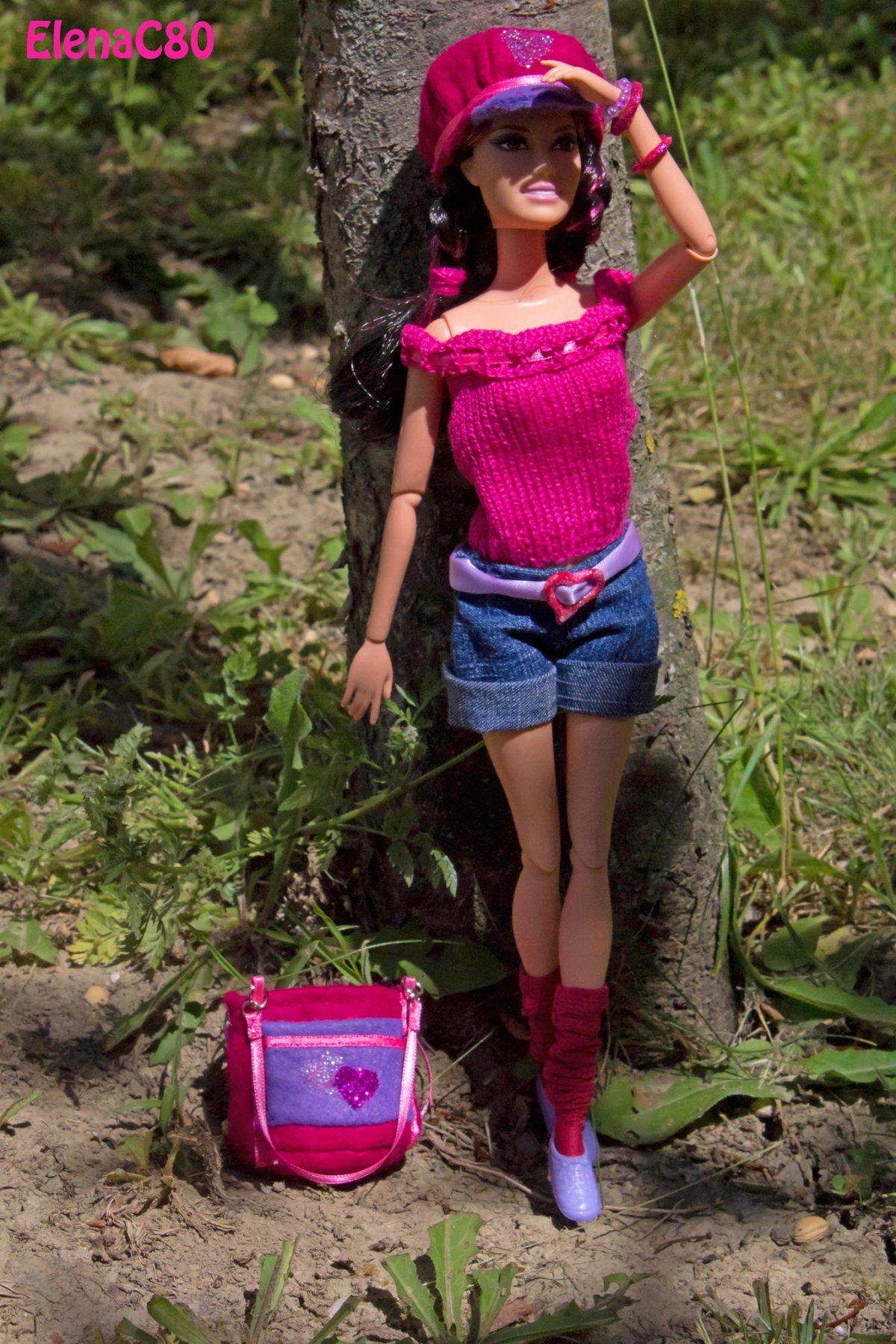 Creazioni per Barbie 10 – Colori primaverili per scacciare i pensieri
