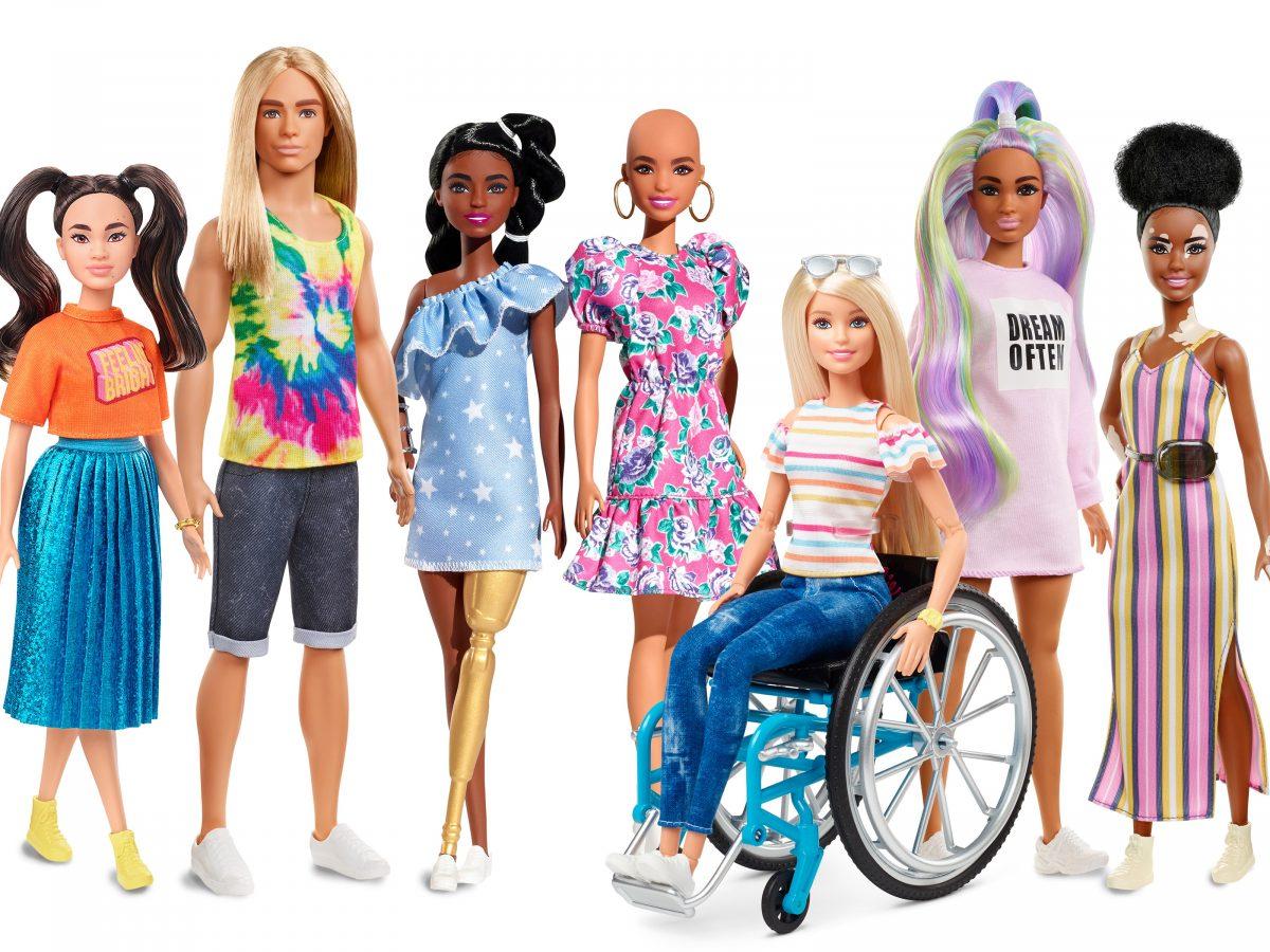 COLLEZIONARE – Barbie Fashionistas parte3: Elenco completo e aggiornato. Ci sono tutte, ma proprio tutte!!!