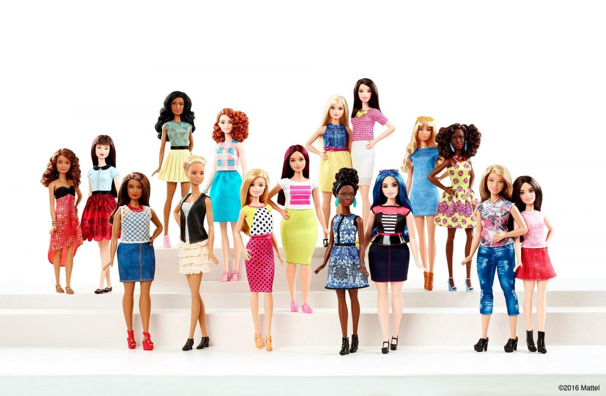 COLLEZIONARE – Barbie Fashionistas parte2: Elenco completo e aggiornato. Ci sono tutte, ma proprio tutte!!!