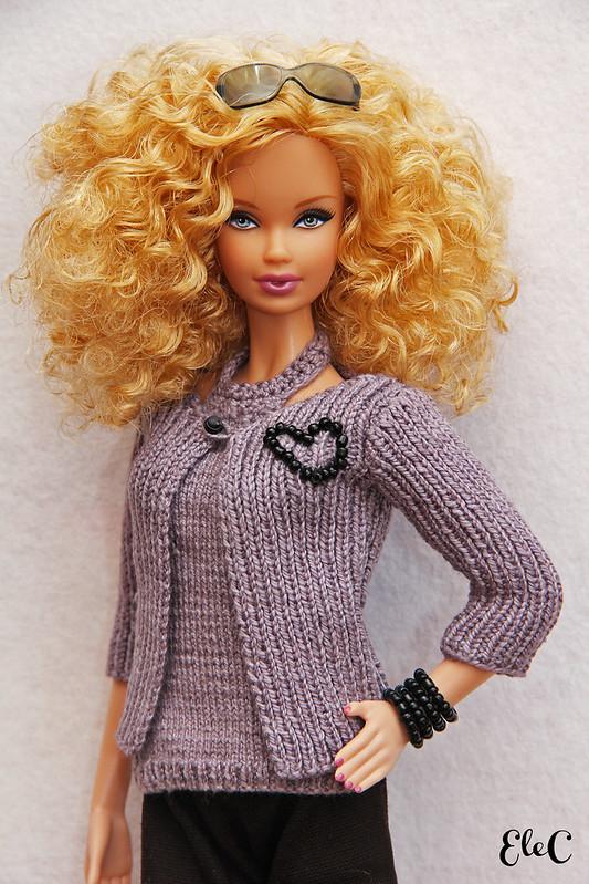 Creazioni Varie per Barbie 04: Twin set