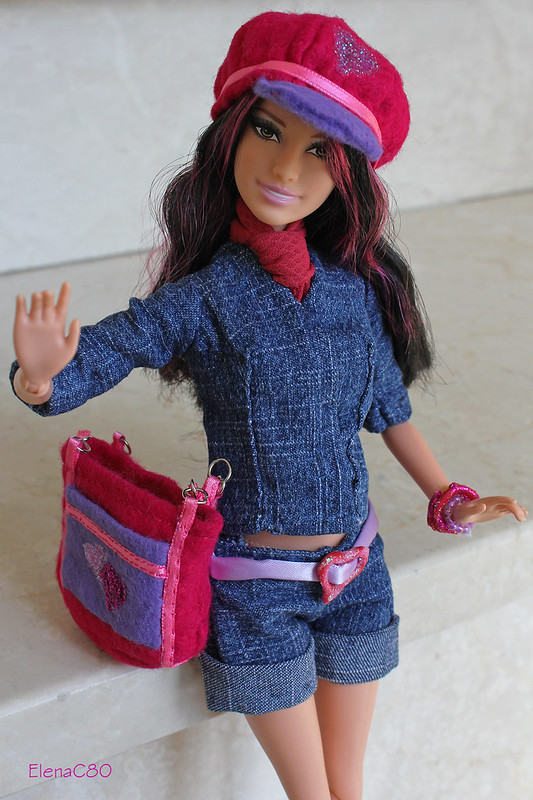 Creazioni per Barbie – Varie 07: Lavoretti sparsi