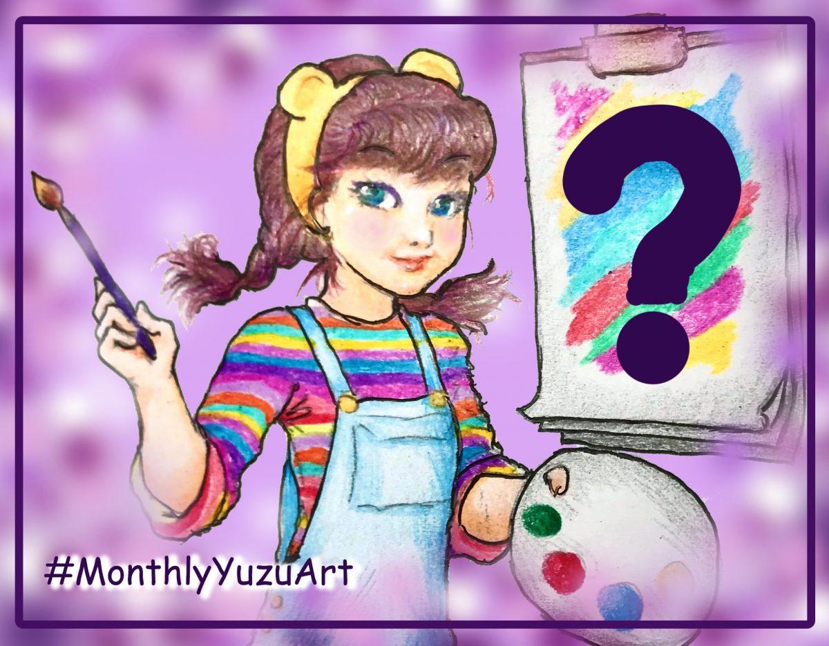 #MonthlyYuzuArt 03 – Settembre 2021: Campo di riso mietuto『刈田』