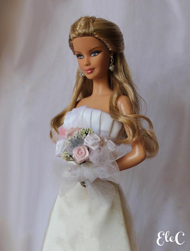 Creazioni per Barbie – OOAK varie 03: Abiti da sposa per tutti i gusti