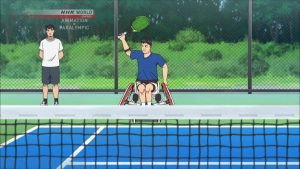 Animation x Paralympic