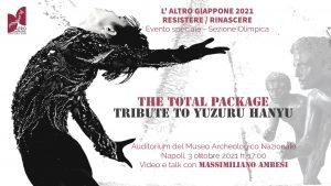 the total package yuzuru hanyu
